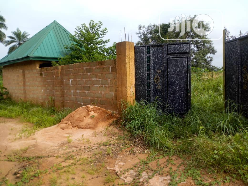 1 Plot of Fenced Land, Gate House in Awka Amansea for Sale | Land & Plots For Sale for sale in Awka, Anambra State, Nigeria