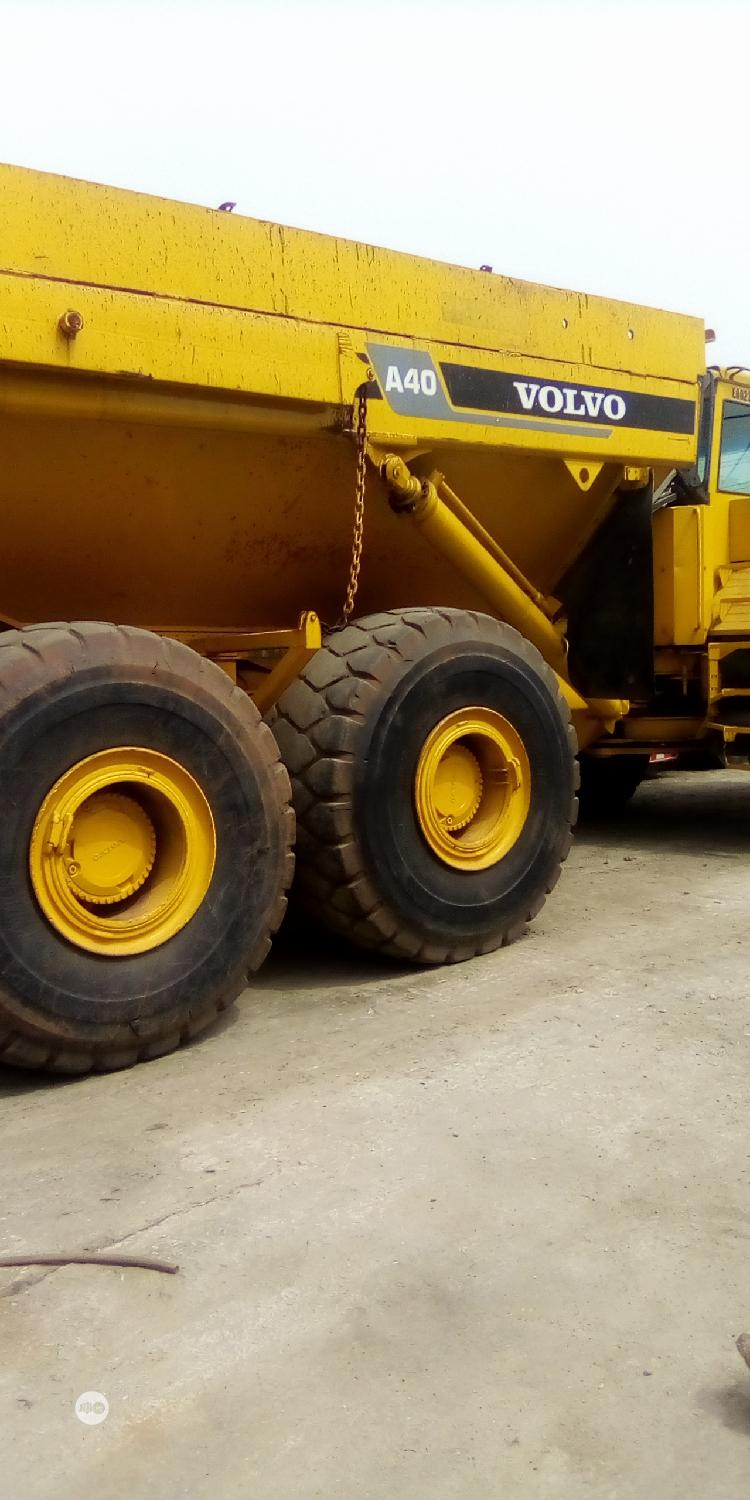 Dumper A 40 Foreign Used For Sale