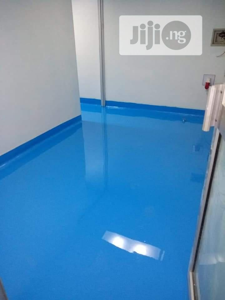 Archive: Epoxy Floors , Walls And Ceilings