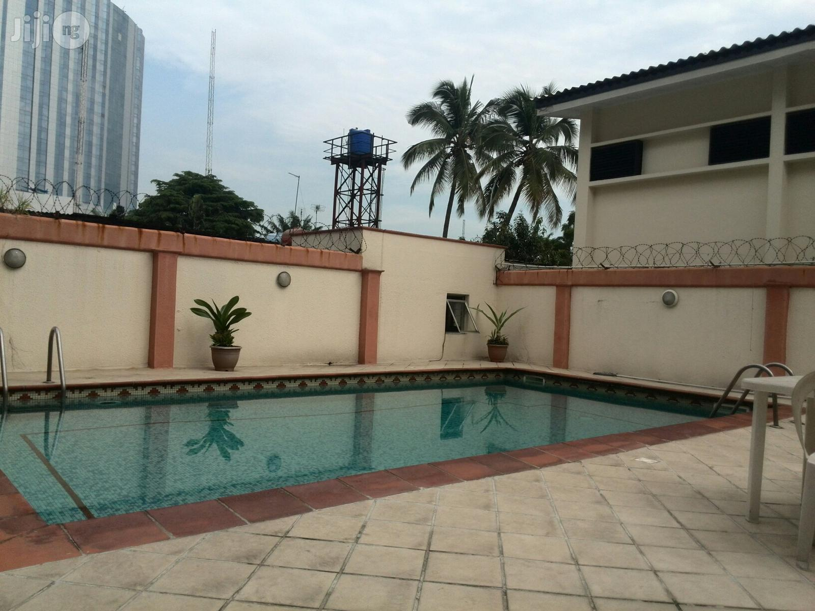 Very Clean And Cheap 1 Bedroom Flat Off Kofo Abayomi Street, V.I | Houses & Apartments For Rent for sale in Victoria Island, Lagos State, Nigeria