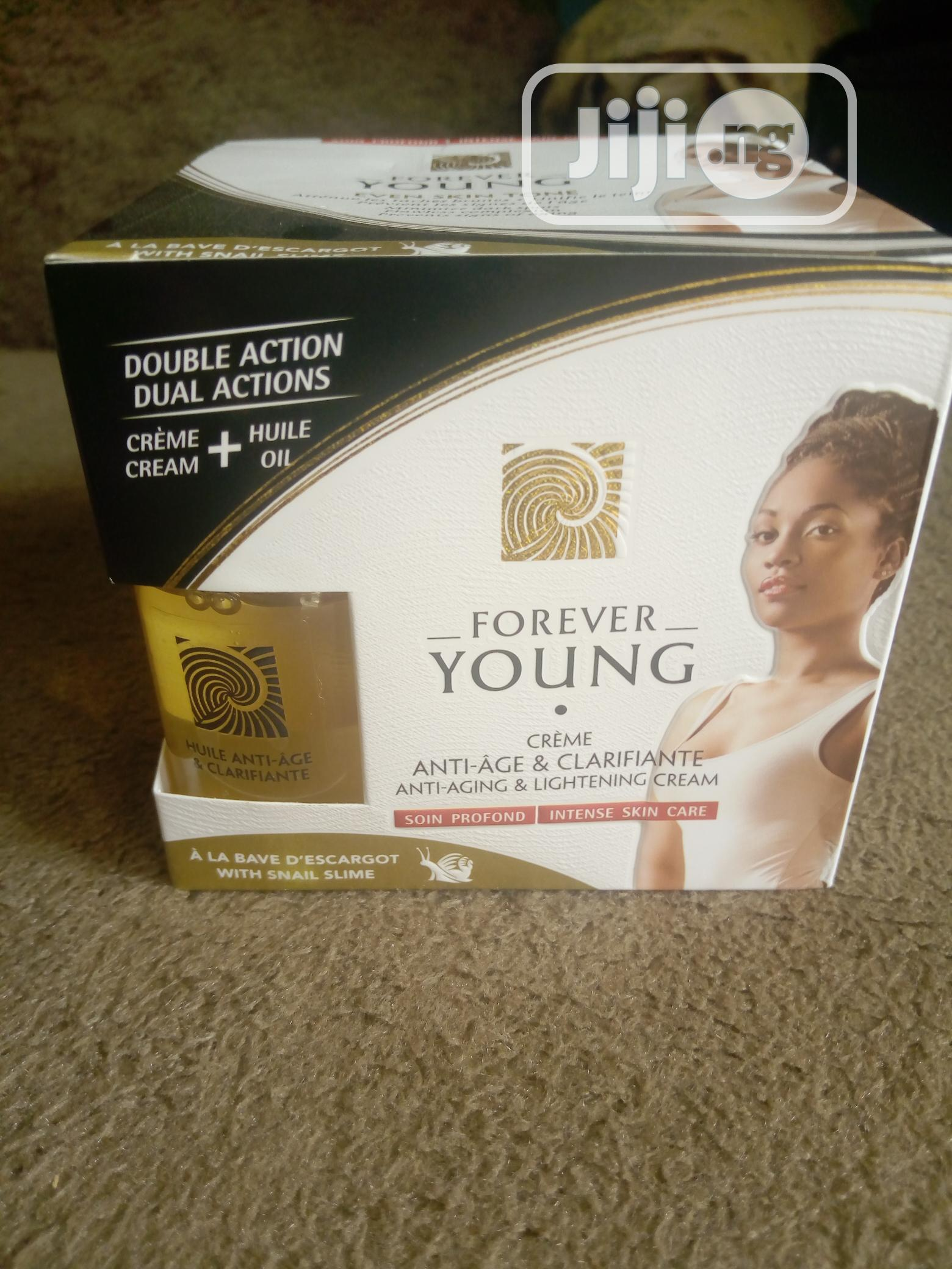 Forever Young Cream   Skin Care for sale in Abeokuta South, Ogun State, Nigeria