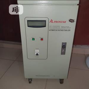 20kva Prostar Servo Central Stabilizer AVR For Home And Office | Electrical Equipment for sale in Lagos State, Ibeju