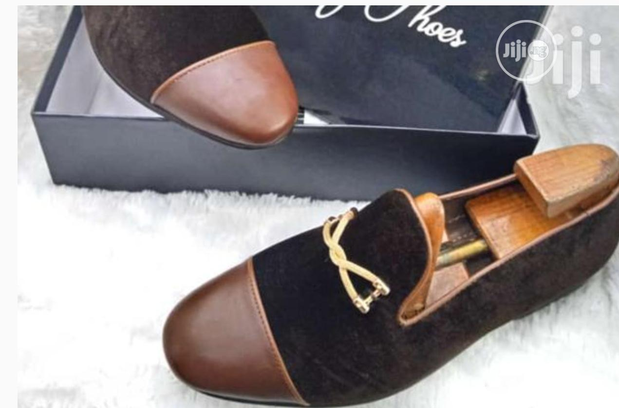 Men Shoe Brown | Shoes for sale in Agboyi/Ketu, Lagos State, Nigeria