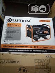 New Original Lutian Generator Pure 100% Copper Manual Starter 2.5kva | Electrical Equipment for sale in Lagos State, Ojo