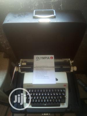 Olympia Portable Manual Typewriter Machine(SG3).   Stationery for sale in Lagos State, Ifako-Ijaiye