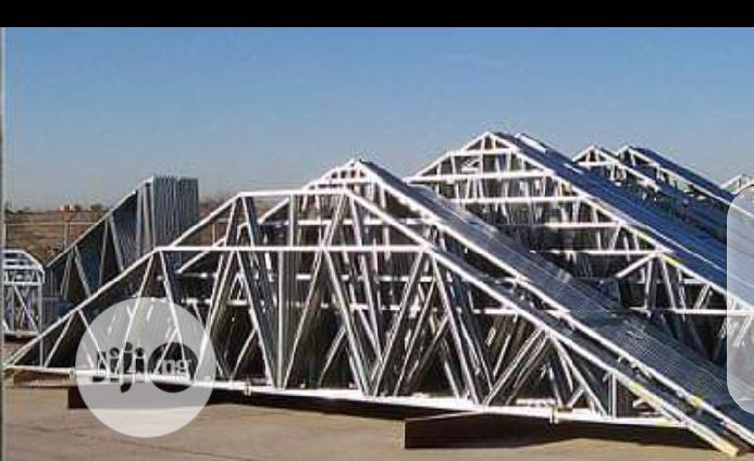 Archive: Truss Steel Roof