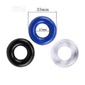 Silicone Penis Ring, Premium Stretchy Longer Harder Stronger Erection   Sexual Wellness for sale in Lagos State, Alimosho