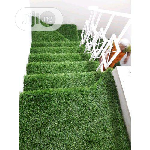 Synthetic Carpet Grass For Stairways