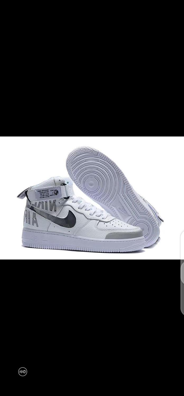 Nike Air Force 1 High Top Sneakers Original