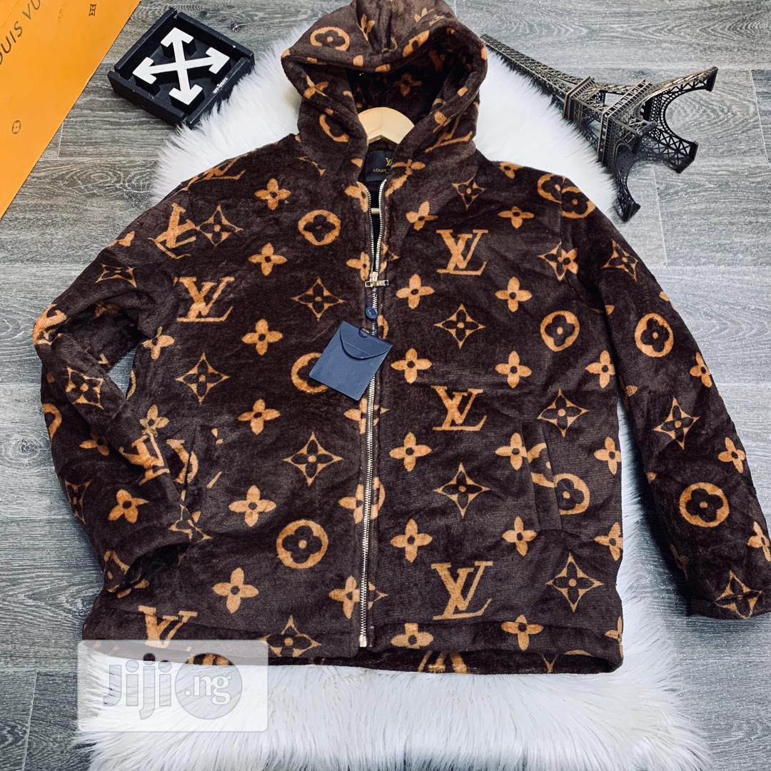 Authentic LV Hoodies