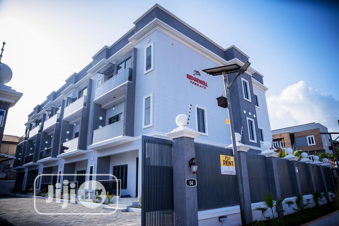 Newly Built 4 Bedroom Terace Duplex At Lekki For Sale