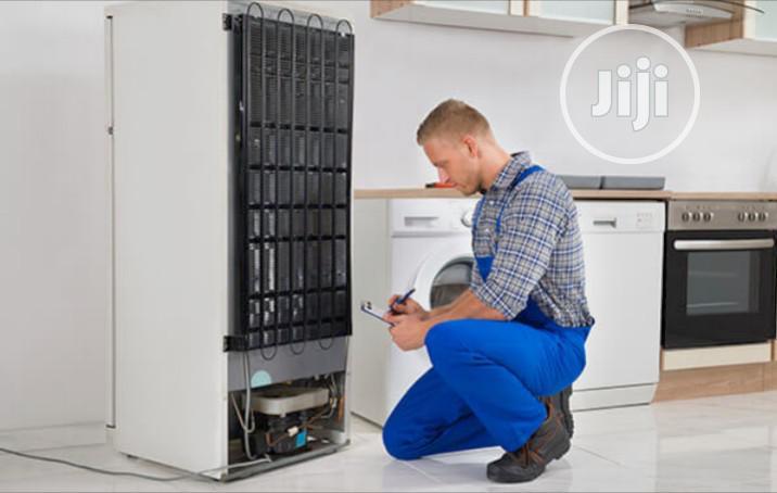 Refrigerators And Freezer Repair
