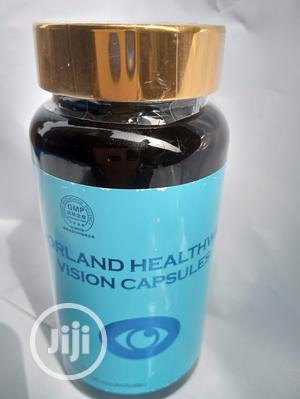 Restore Ur Sight Back With Vision Capsule. NAFDAC Approved   Vitamins & Supplements for sale in Lagos State, Maryland