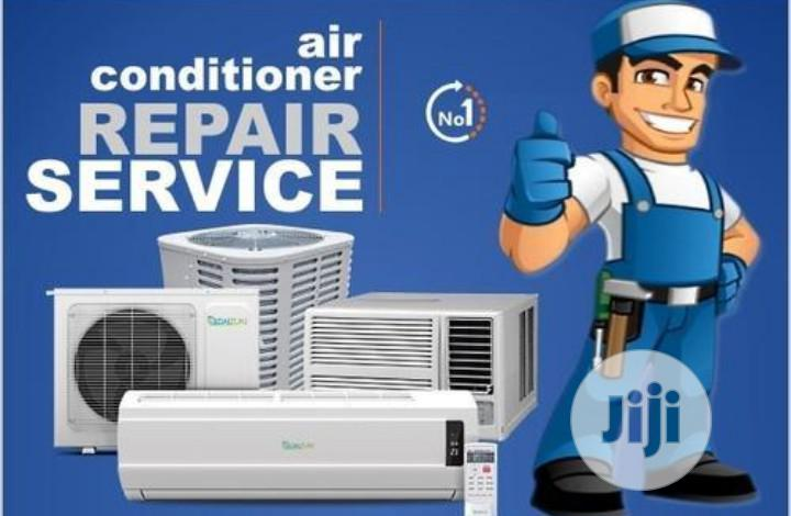Air Conditioner Repair Service   Repair Services for sale in Ikeja, Lagos State, Nigeria