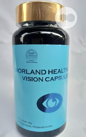 Vision Capsule Restore Ur Shining and Brighter Eyes | Vitamins & Supplements for sale in Lagos State, Ikeja