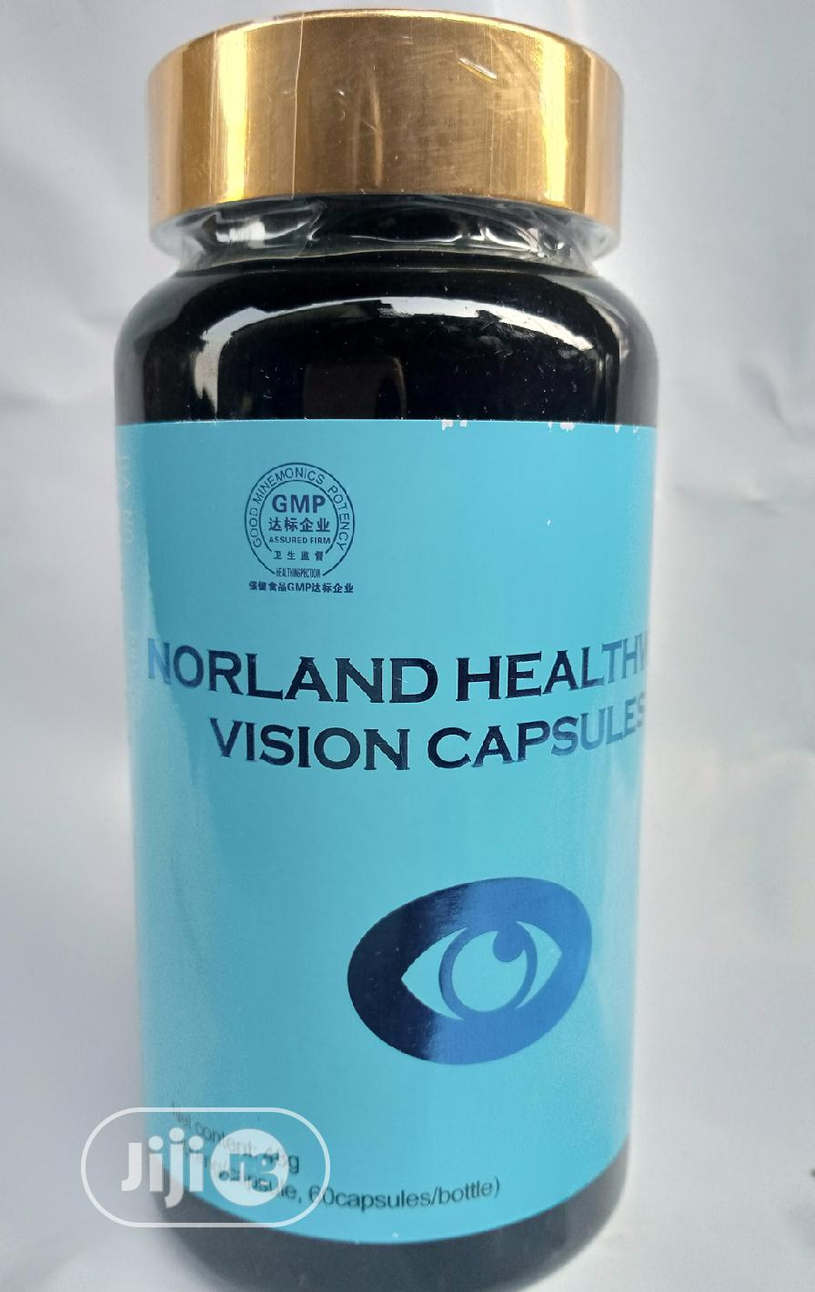 Vision Capsule Restore Ur Shining and Brighter Eyes