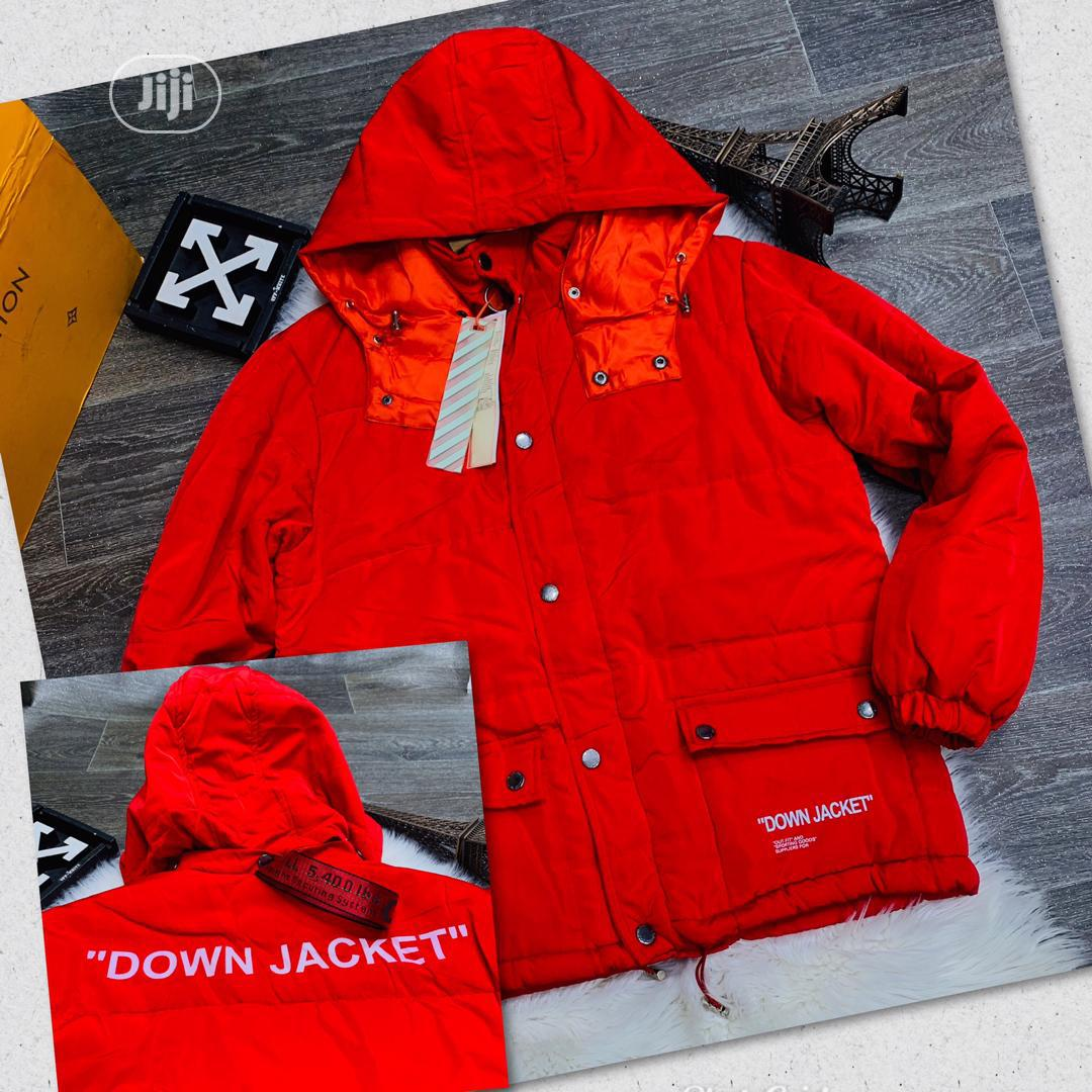 Archive: Authentic Offwhite Don Jacket Hoodies