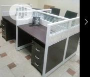 EXCEL 4-Unit WORK STATION With Mobile Step Drawers. | Furniture for sale in Lagos State, Ajah