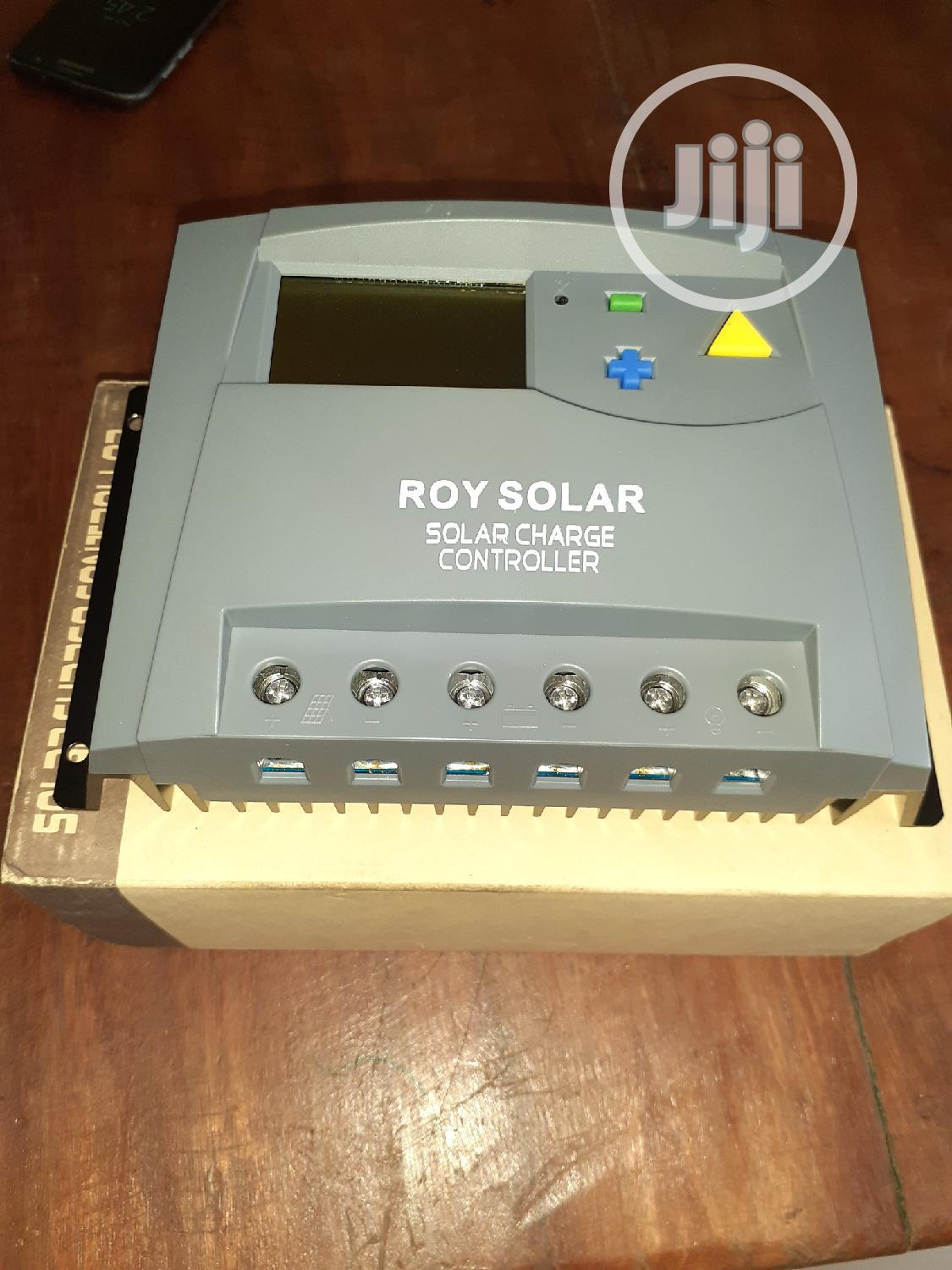 80ah 48volts Roy Charger Controller