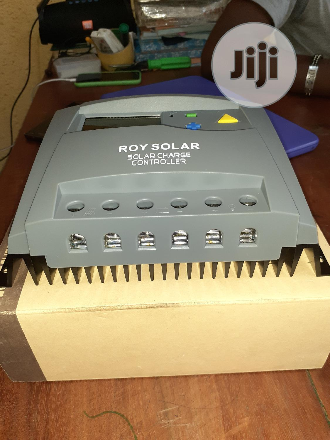80ah 48volts Roy Charger Controller | Solar Energy for sale in Ojo, Lagos State, Nigeria