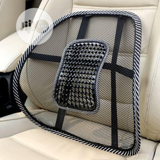 Car Office Home Seat Lumbar Waist Back Chair Support Lumbar Pillow