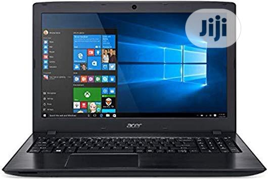 Laptop Acer Aspire E15 8GB Intel Core I5 HDD 1T | Laptops & Computers for sale in Ikeja, Lagos State, Nigeria