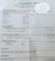 Dispatch Rider | Logistics & Transportation CVs for sale in Lagos State, Surulere