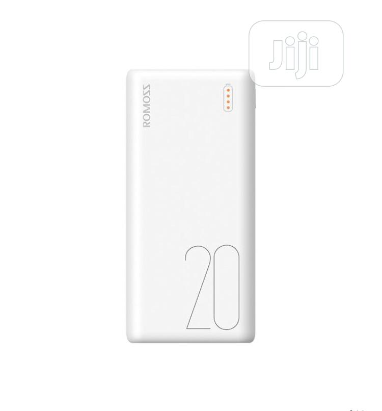 20000mah Romoss Power Bank | Accessories for Mobile Phones & Tablets for sale in Ikeja, Lagos State, Nigeria