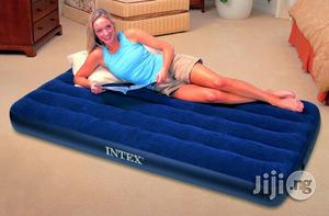 Intex Inflatable And Deflatable Airbed | Furniture for sale in Lagos State