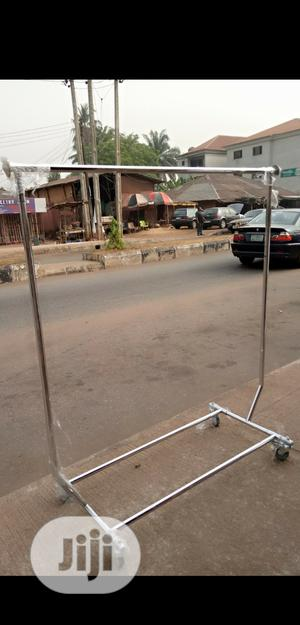 Clothea Racks With 4 Tyres | Store Equipment for sale in Lagos State, Lagos Island (Eko)