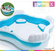 Intex 56475 Swim Center Family Lounge Pool | Sports Equipment for sale in Lagos State, Ojo