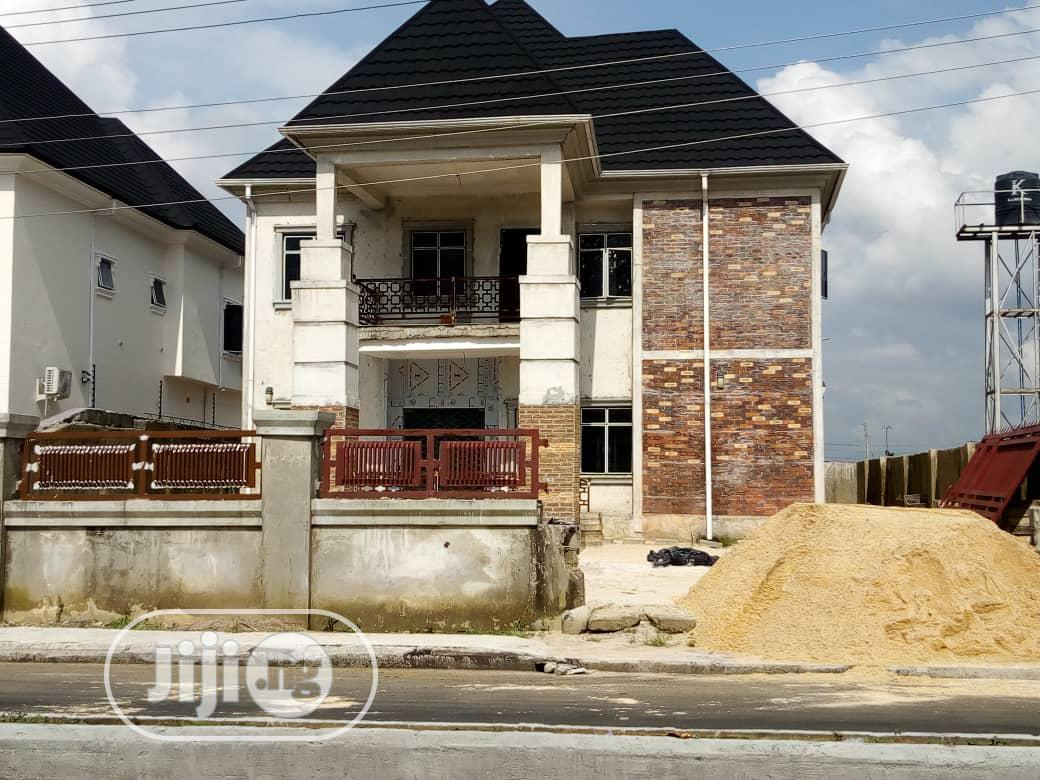 4 Bedroom+ 1 BQ Fully Detached For Sale In NAF Harmony, PORT HARCOURT | Houses & Apartments For Sale for sale in Port-Harcourt, Rivers State, Nigeria