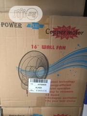 This Is Power Plus Wall Fan Copper Motor | Manufacturing Equipment for sale in Lagos State