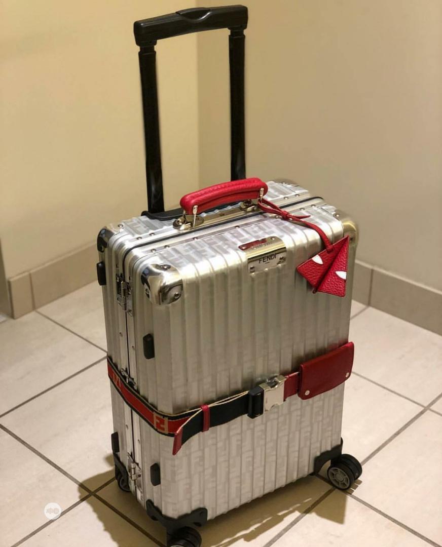 Fendi Luggage Bag