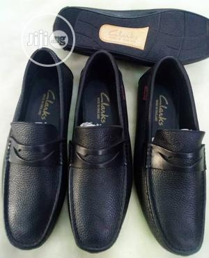 Black Clarks Loafers | Shoes for sale in Lagos State, Lagos Island (Eko)