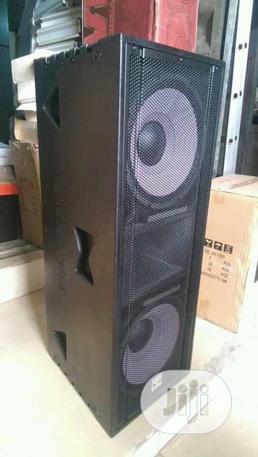 Archive: Masterpiece Double Speaker