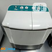 Original New One Hisense 10kg Manual Wash Machine Twin Tub Lint Filter | Home Appliances for sale in Lagos State, Ojo