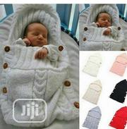 Hooded Baby Swaddle With Button | Baby & Child Care for sale in Lagos State, Alimosho