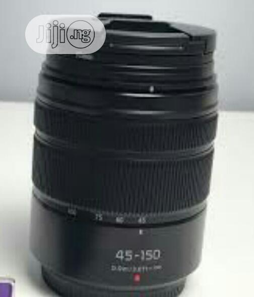 Lumix Lens 45-150 | Accessories & Supplies for Electronics for sale in Alimosho, Lagos State, Nigeria