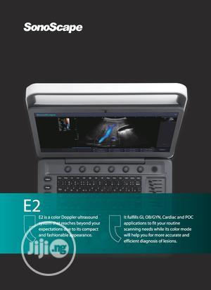 Sonoscape E2 Color Doppler Ultrasound Machine | Medical Supplies & Equipment for sale in Lagos State, Ikeja