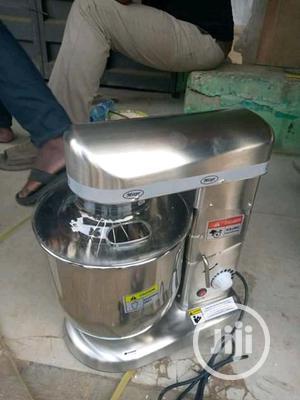 Cake Mixer 10liters Stainless Steel | Restaurant & Catering Equipment for sale in Lagos State, Ikorodu