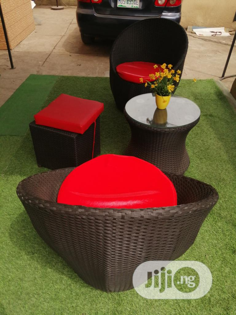 Artificial Carpet Rug, Tables And Chairs For Sale