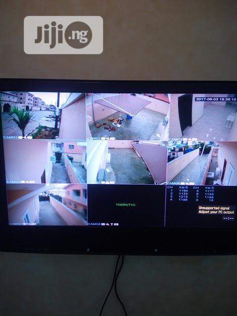 T.S.O Technologies For CCTV Surveillance. Rc:3015292