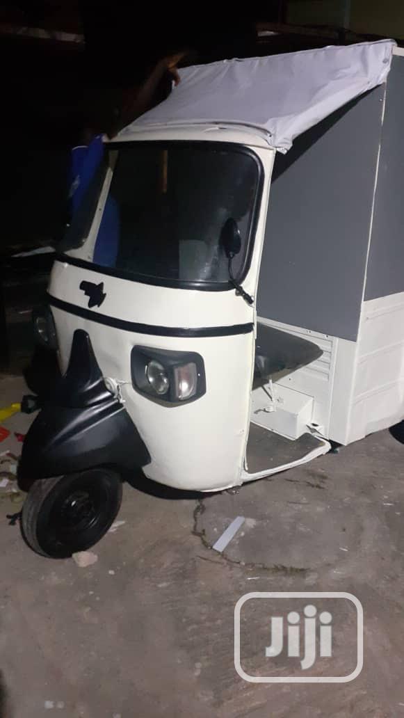 Archive: Piaggio Scooter 2015 White