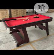 6ft Snooker Board(Foldable | Sports Equipment for sale in Lagos State, Lekki Phase 1