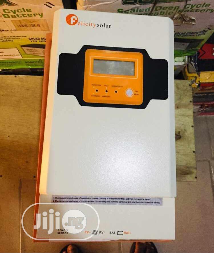 Felicity Charge Controller MPPT 60ah 12v/24v/36v/48v