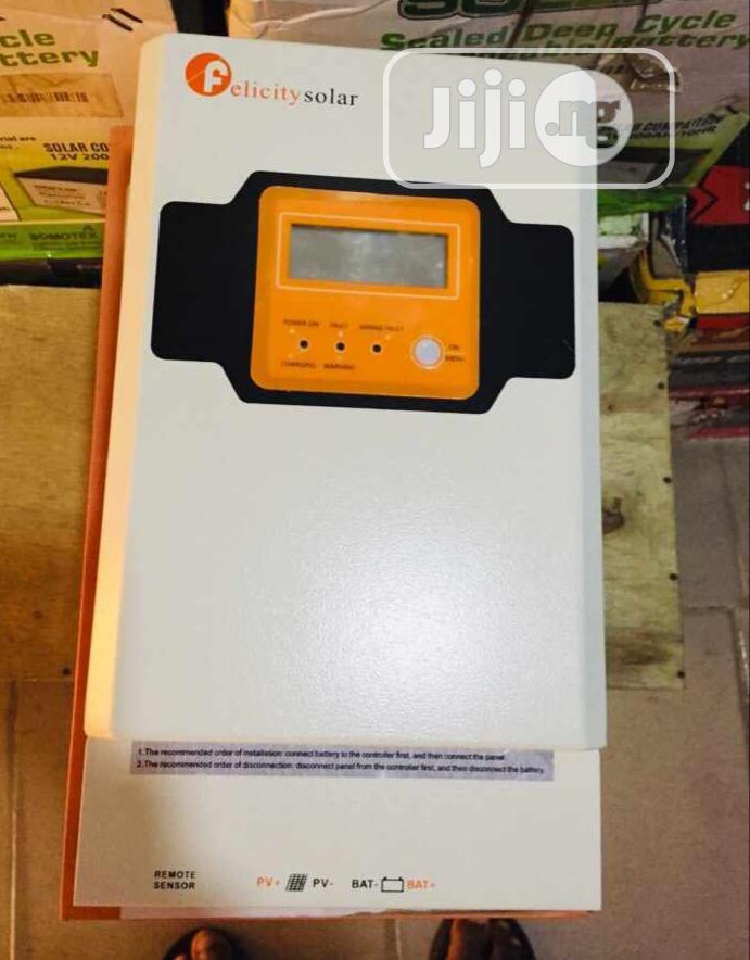 Felicity MPPT Charge Controller 12v/24v/36v/48v