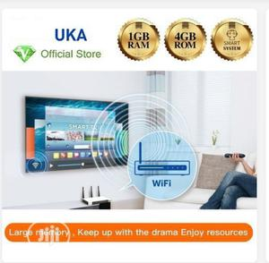 Uka 55 Smart LED Uhd TV | TV & DVD Equipment for sale in Lagos State, Epe