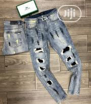 Lacoste Designer Unisex Jeans   Clothing for sale in Lagos State, Surulere