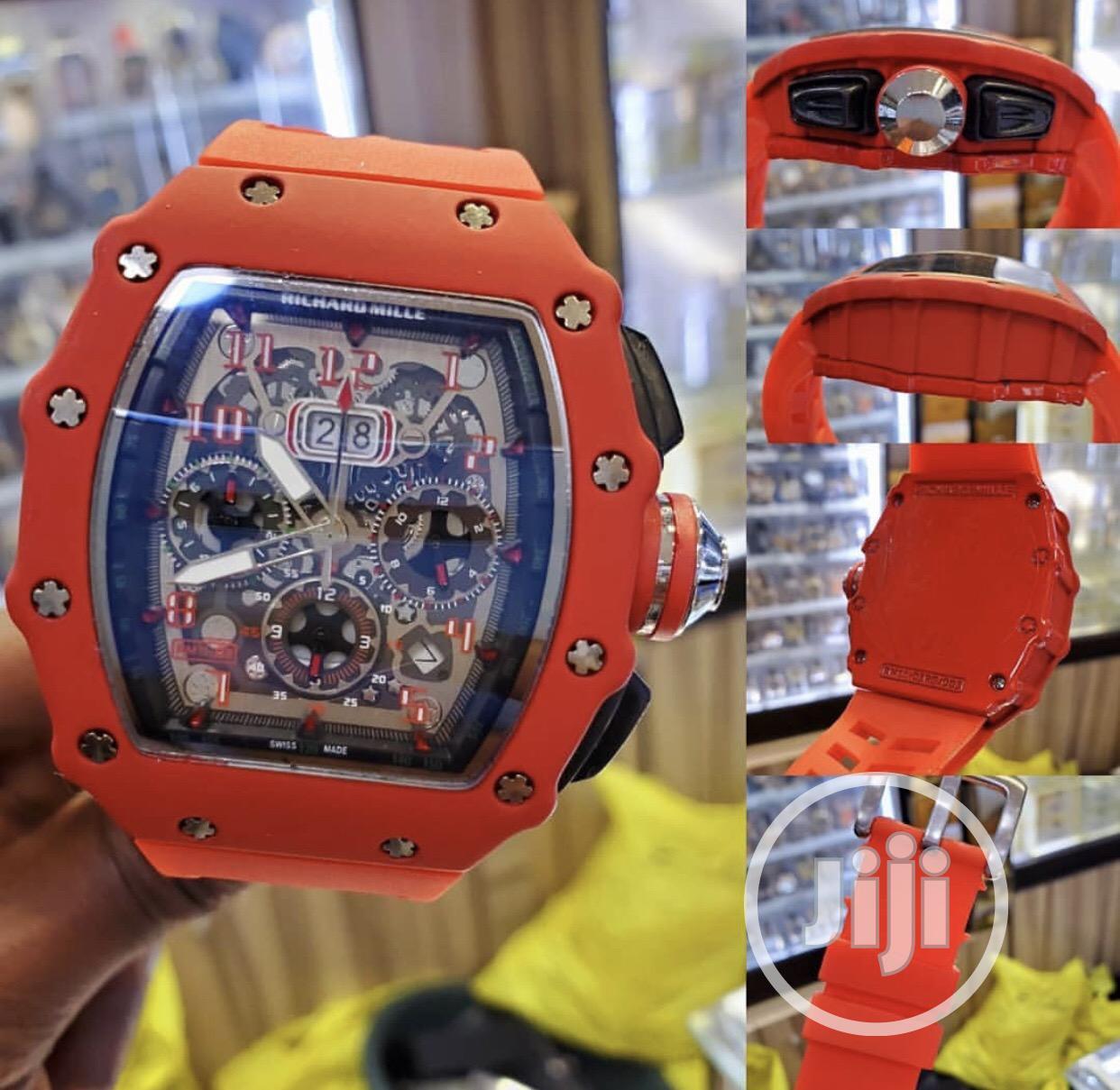 Archive: Classic RM Wristwatch